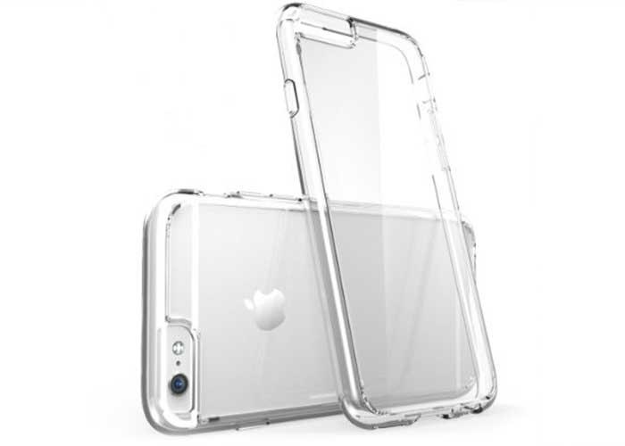 כיסוי לאייפון 6 פלוס שקוף 6+ HERCULES חזק