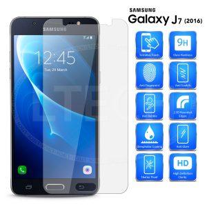 מגן מסך זכוכית מחוסמת לסמסונג גלקסי 2016 GALAXY J7
