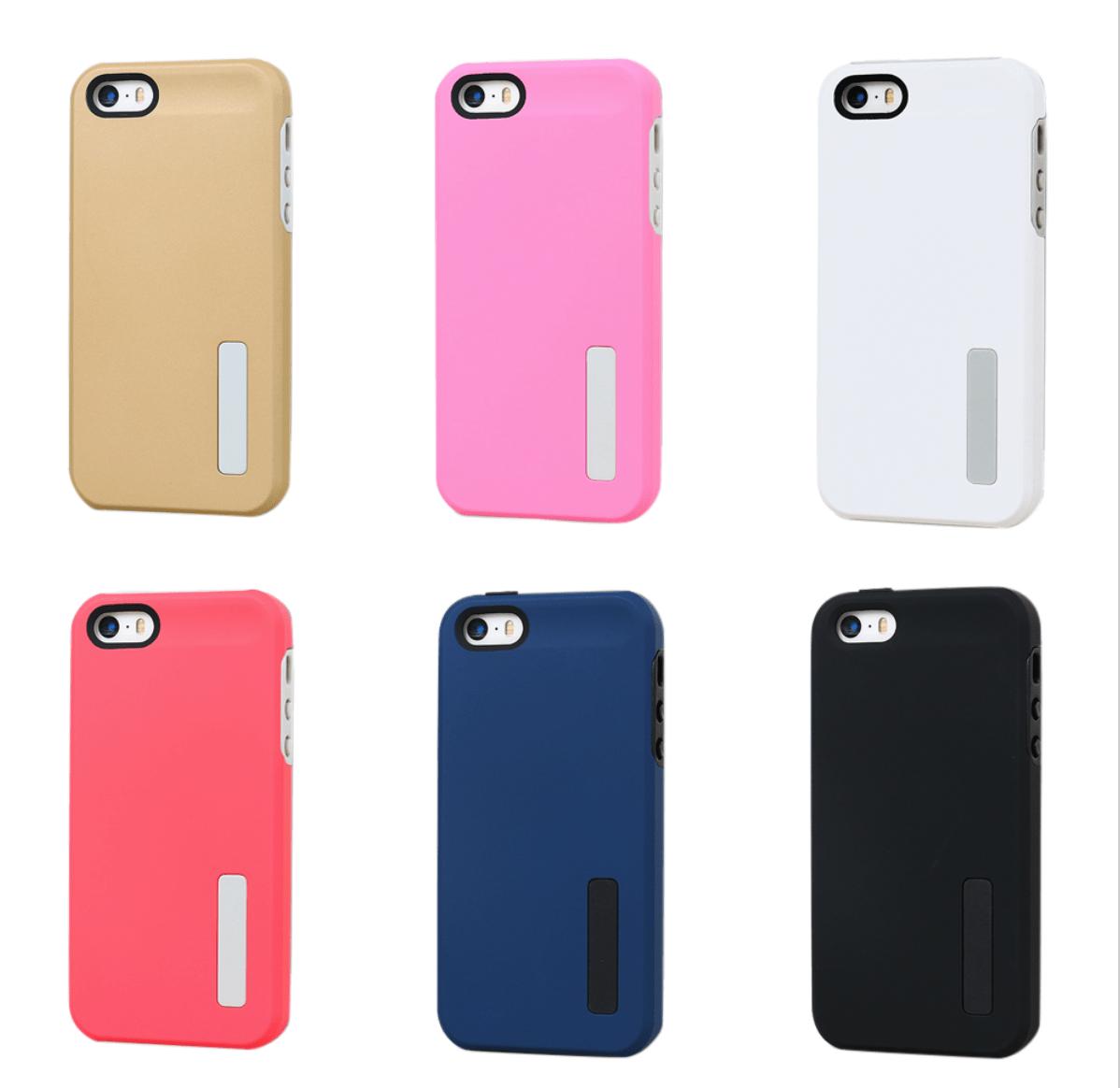 הגנה מלאה! כיסוי הגנה כפולה לאייפון 7 iPhone
