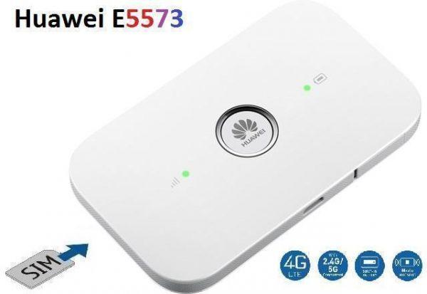 ראוטר נץב סלולרי HUAWEI E5573