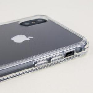 כיסוי לאייפון iPhone X XS שקוף חזק במיוחד