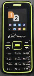 LMD טלפון סלולרי פשוט