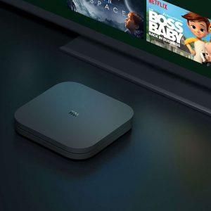סטרימר Xiaomi Mi Box S 4K תומך בשידורי tv
