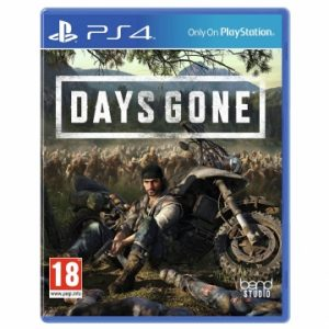 משחק PS4 DAYS GONE