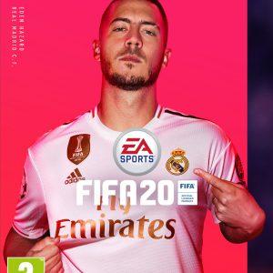 משחק XBOX ONE FIFA 20