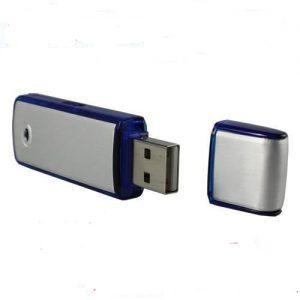 מכשיר הקלטה בתוך דיסק און קי זכרון נייד