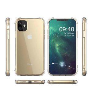 כיסוי שקוף חזק לאייפון iPhone 11 pro