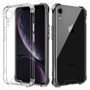 כיסוי שקוף חזק לאייפון iPhone XR