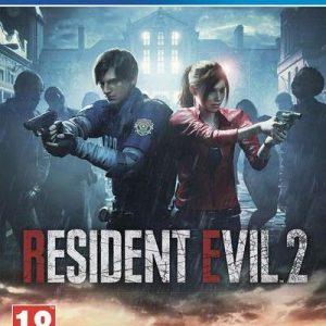משחק PS4 Resident Evil 2 Remake