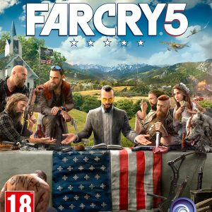 משחק XBOX ONE Far Cry 5
