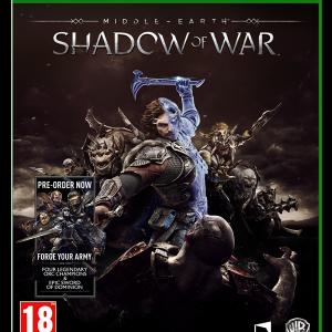 משחק XBOX ONE Middle Earth: Shadow of War