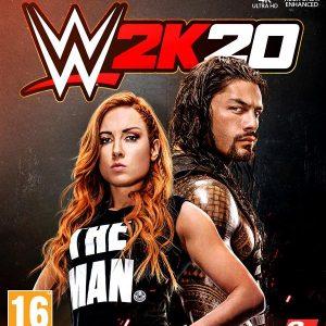 משחק XBOX ONE WWE 2K20