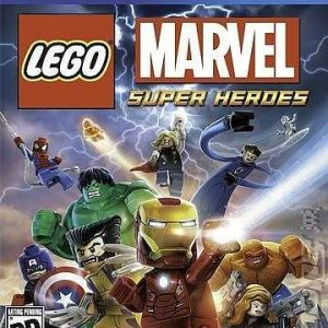 משחק PS4 Lego Marvel Super Heroes