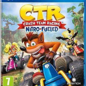 משחק PS4 Crash Team Racing Nitro-Fueled