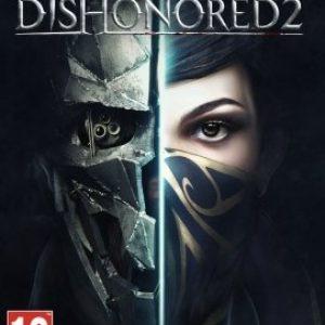 משחק XBOX ONE dishonored 2