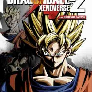 משחק NINTENDO SWITCH DragonBall XENOVERSE 2