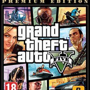 משחק XBOX ONE GTA Grand Theft Auto V-Premium Edition