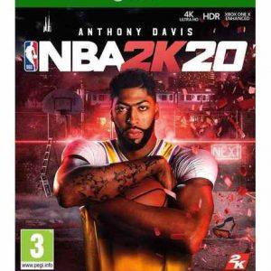 משחק XBOX ONE NBA 2K20