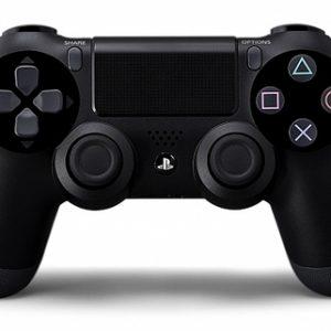 שלט בקר לסוני פלייסטיישן PS4 Dualshock 4 צבע שחור