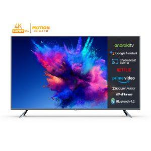 """טלוויזיה חכמה 65"""" UHD-4K שיאומי דגם L65M5-5ASP"""