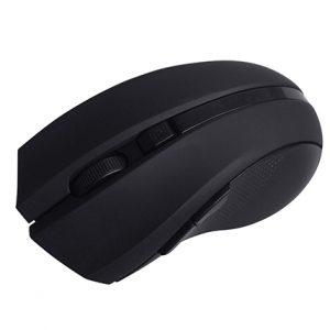עכבר אלחוטי למחשב SILVER LINE שחור