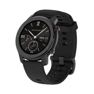 שעון חכם דגם Amazfit GTR 42mm צבע שחור יבואן רשמי