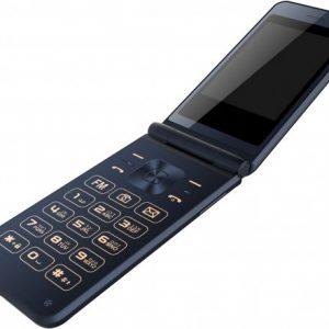 טלפון סלולרי למבוגרים מתקפל Victurio צדפה