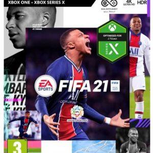 משחק XBOX ONE FIFA 21