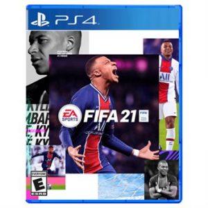 משחק PS4 FIFA 21